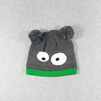 Hzm 16468001 2018 Teddy Free Knitting Patterns Animal Cute Bear Hat