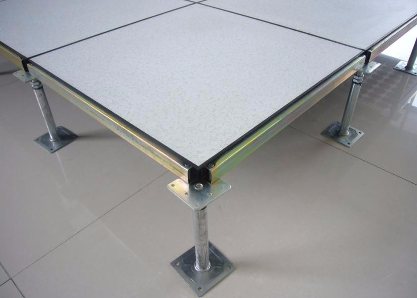 China supplier Wanael HDG Anti-static Steel Raised Flooring