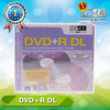 import china goods dvd r dl 8.5gb with jewel case