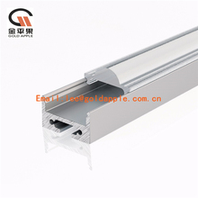 Alu profile led, 3m aluminium led profile