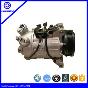 Auto A/C Compressor For 30780459 8708581 1496531 6G9N19D623ED 1561005