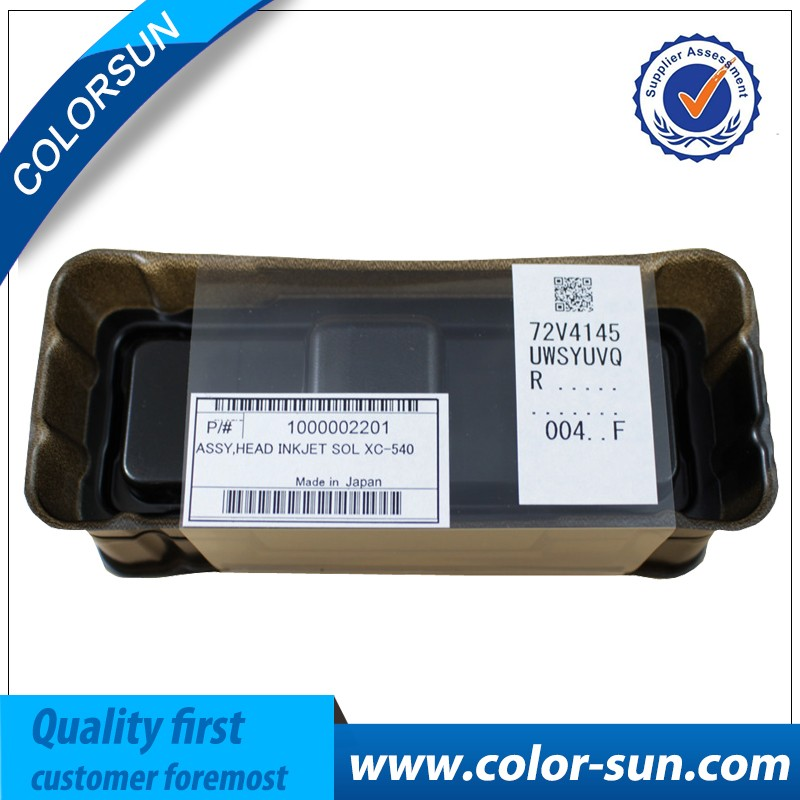 Inkjet printer Spare Parts DX4 Eco Solvent Print Head For Eps , DX4 Water Based Printhead For Sale