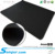 anti-slip rubber base gaming mouse pad with overlocked borders