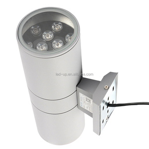 9W Waterproof Ip66 Wall Sconce Outdoor Up Down Light