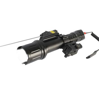 Tactique De Chasse Ar 15 Infrarouge Laser Lampe De Poche Buy Laser