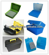 High quality ammunition box/plastic ammo boxes/ rimfire bullet box
