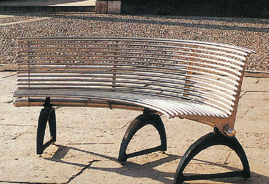 Beautiful Cast Iron Garden Furniture Park Bench Outdoor