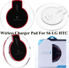 New Products Qi Wireless Charger for huawei honor 7 Wireless charger for iphone Fantasy Wireless Charger