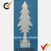 wood antique tree white color