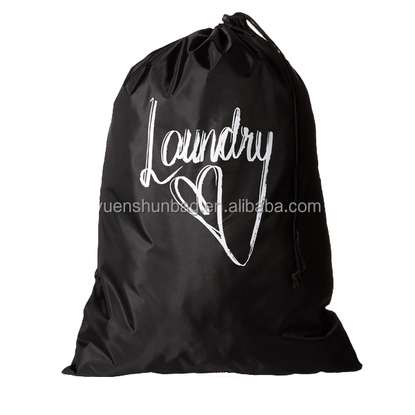 Disposable Travel Drawstring Cloth Wash Laundry Bag for T-Shirt, Jeans, Sock,Pants