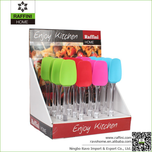 Sell Serving Utensils Silicone Kitchen Spatula