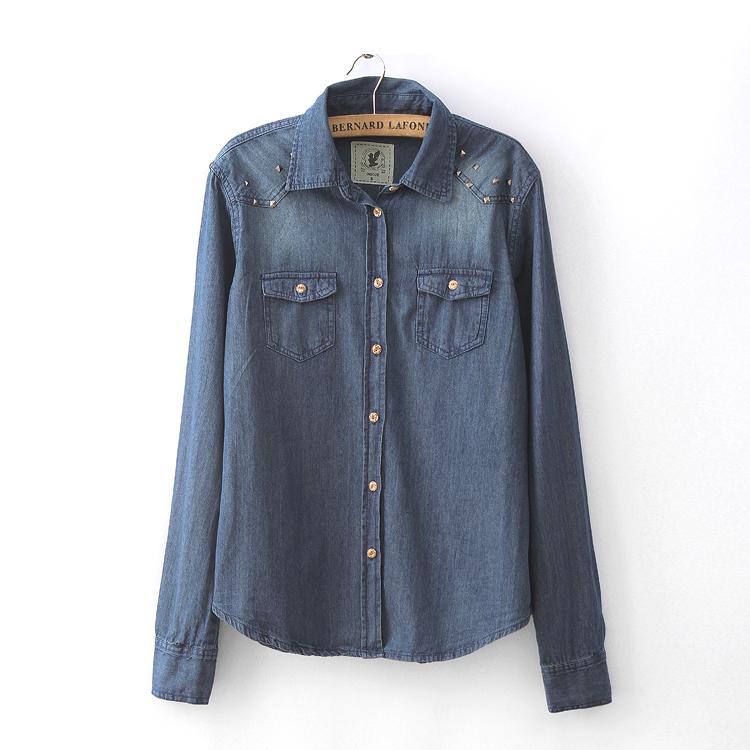 Sweatwater Men Fashion Long-Sleeve Lapel Slim Casual Oblique Button Shirts