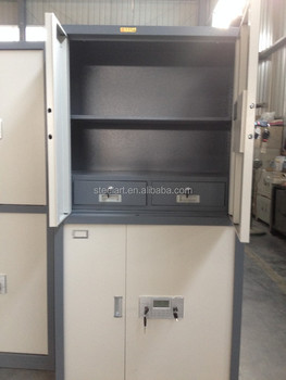 Full Height High End File Cabinets With Electronic Lock