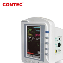 CMS6500 multiparameter patient monitor with low power consumption medical patient monitor device
