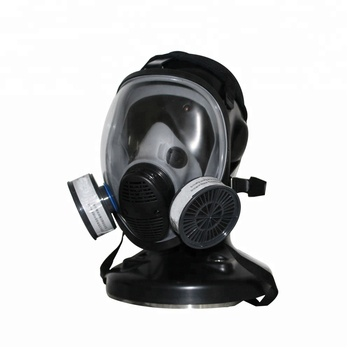 China Supplier Respirator Full Face Mask Activated Carbon