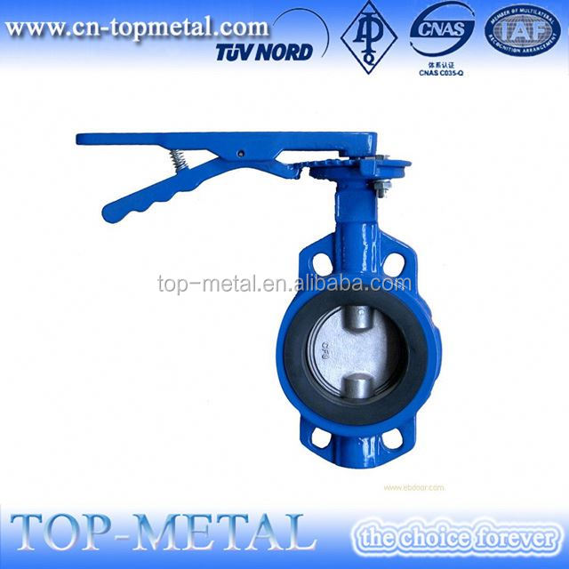 direct from factory expansion butterfly valve