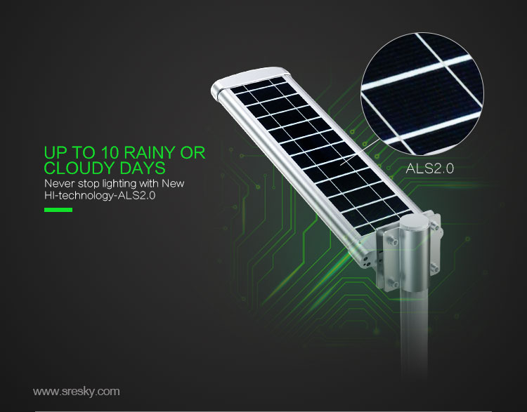 Good price led street solar light with timer and CE certificate