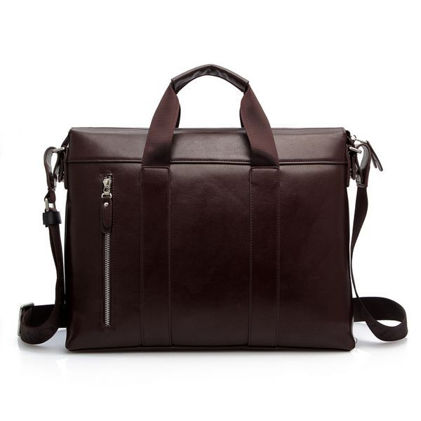 Men Branded Leather Office Bags