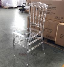 PC Clear Napoleon Chair
