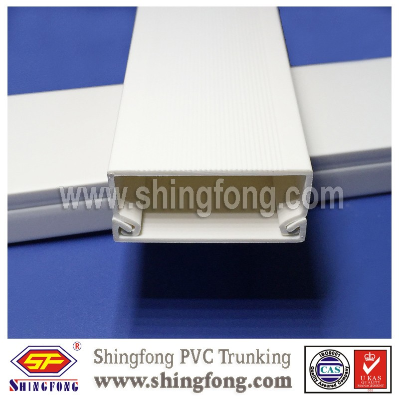 Pvc Electrical Conduit Cable Trunking Wire Casing Fire Retardant Buy Pvc Electric Fittings Pvc Electrical Conduit Pvc Trunking Cutting Pvc Conduit Size Product On Alibaba Com