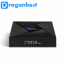 Cheapest Android TV Box with 3GB 32GB Android 7.1 OS TV center pre-installed full hd video download