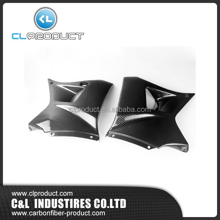 Factory Directly Sell High Quality carbon fiber used motorcycle parts