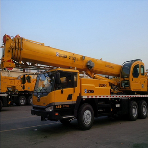 Factory price goods truck crane korea price for sale