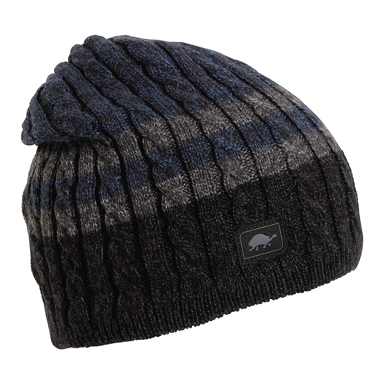 49d4dc2be Buy Turtle Fur Men's Schroeder Ragg Wool Xl Beanie NAVY O/S in ...