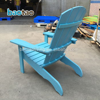 Fun Color Plastic Wood Adirondack Chair Project Chair Bright Color