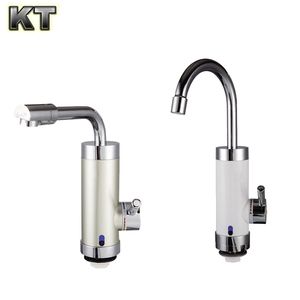 Kitchen toilet electric instant water heater tap instant electric water heater faucet 110v 220v