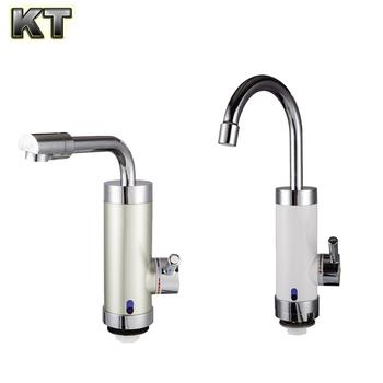 Küche Wc Elektrischer Durchlauferhitzer Wasserhahn Sofortiger Elektrischer  Warmwasserbereiter Wasserhahn 110v 220v - Buy Instant Elektrische ...