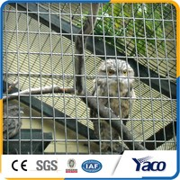 1 /2'' 1/4'' ''5/8'' 3/8 '' mesh size welded wire mesh for rabbit cage bird cage
