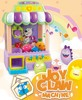 Plush Doll Machine Mini Toy candy grabber machine Claw Crane Machine Family Game toys