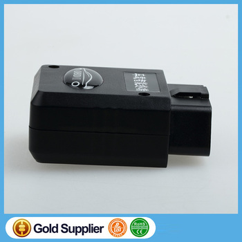 Car OBD2 Diagnostic gps tracker with real time online tracking and shock sensor, easy installation OBD GPS