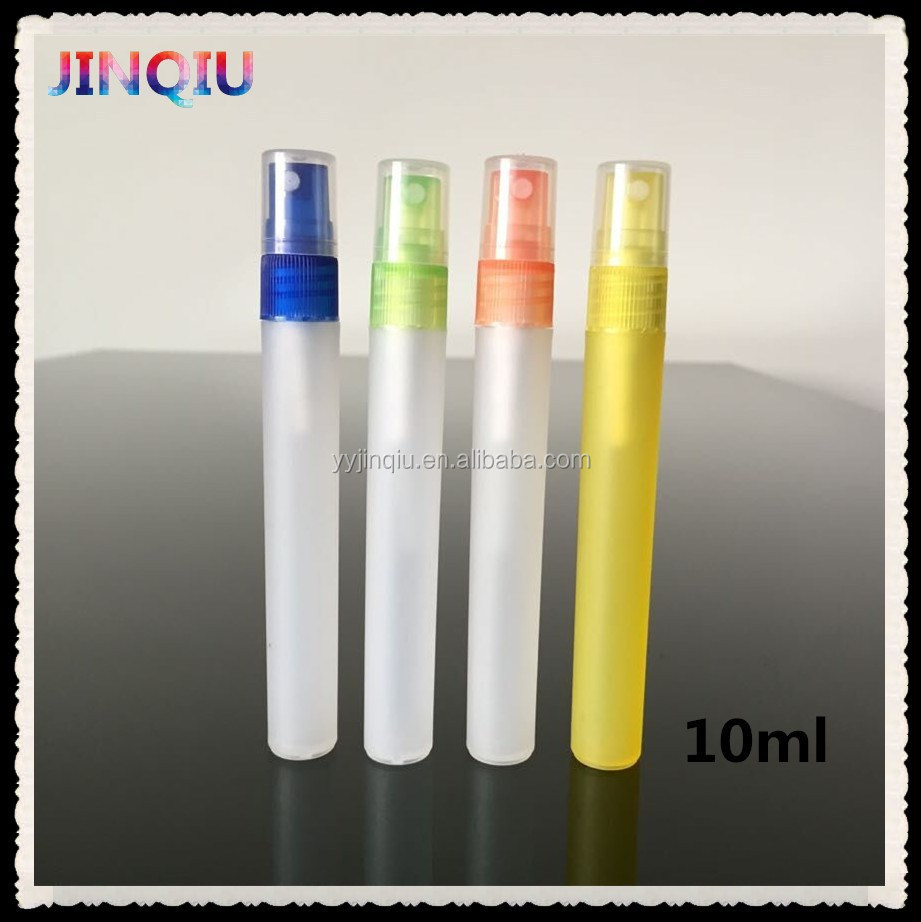 10ml Hand Sanitizer Pen Spray Portable Bottle Pen Shape Refill Perfume Bottle