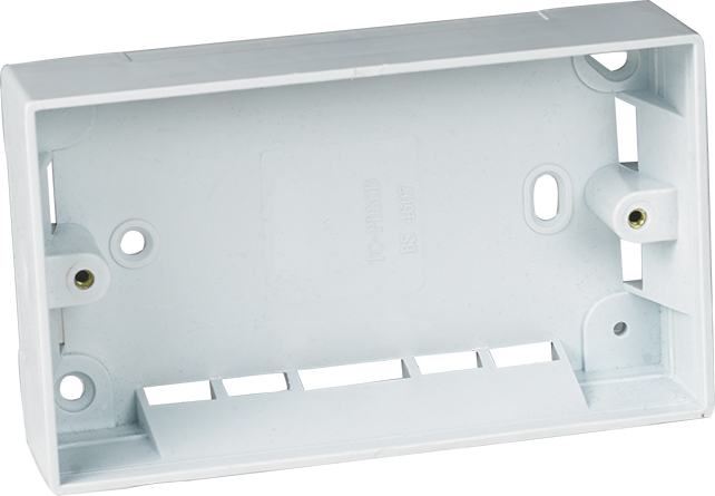 86 Type Surface Mounted Junction Box For Switch And Socket