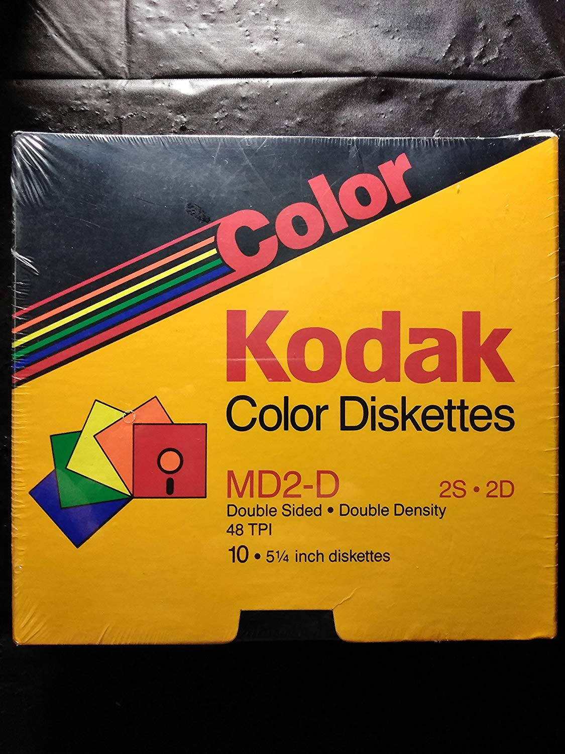 Skilcraft 3.5 Ibm Formatted Diskettes Double Sided High Density 25 Pack