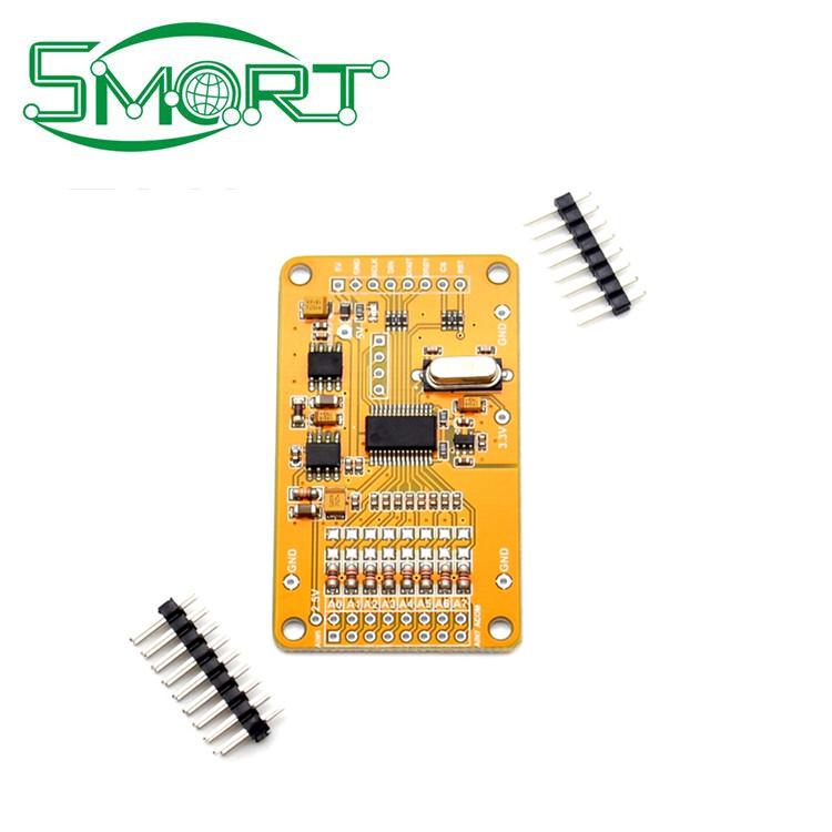 Cheap Sale Ads1256 24 Bit Ad High Precision Acquisition Module Labview Stm32f103c8t6 Ad Module Long Performance Life Home Appliances