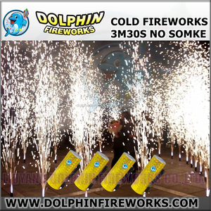 Cold fireworks cake birthday candles firework indoor stage fountain fireworks