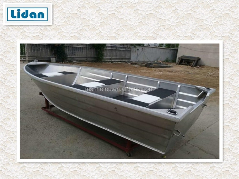 4.3m Aluminum Cheap Row Boats,Row Boat Supplies