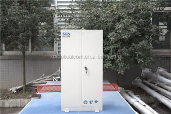Waterproof Indoor and Outdoor Fiber Optic Distribution Cabinet