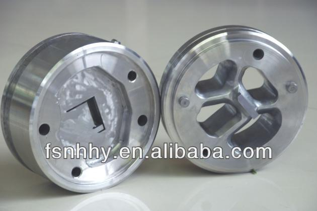 High precision Aluminum Extrusion / Tooling /Die / Mold / Tools