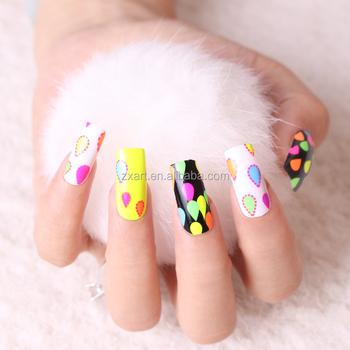 Beauty Sticker Nail Design Marker Cartoon Nail Art Designs Pictures