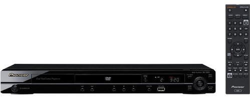 Pioneer DV-320K Multisystem Regionfree DVD Player. Region Code: ALL, 1, 2, 3, 4, 5, & 6 Playback (110V/240V WORLDWIDE USE)