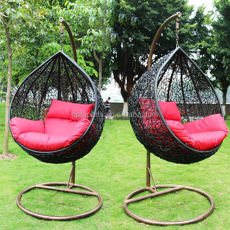 Columpios del patio jardín silla swingwholesale oscilación del ...