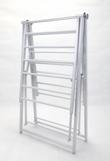 Folding Aluminum Cloth Dryer Rack Clothes Rack Hanger Rack