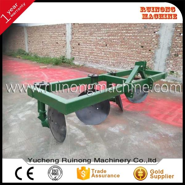 high-efficiency two row adjustable disc ridger for sale