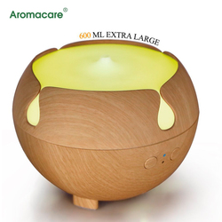 Aromacare 2018 Innovative Product Ideas Wood Diffuser Bamboo Aroma Oil Diffuser