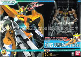Wide variety of Gundam plastic models anime items , limited edition available