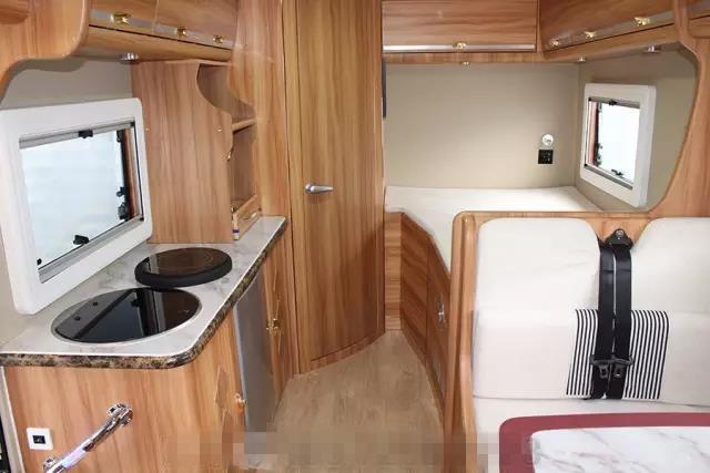 Iveco Décorée De Luxe Camping-car Caravane À Vendre À Dubaï - Buy ...